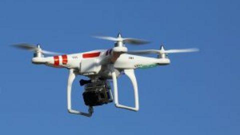 Regras da ANAC para uso de drones entram em vigor.