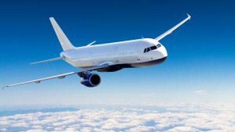 Após 20 meses, aviação doméstica tem alta.