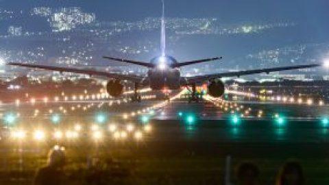 Passageiros transportados do Brasil para o Exterior no primeiro trimestre.