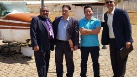 SINEAA visita Unidade SEST/SENAT no Distrito Federal.