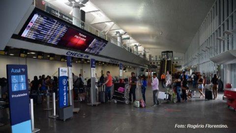 Governo espera R$ 1 bilhão com concessão de aeroportos em MT.