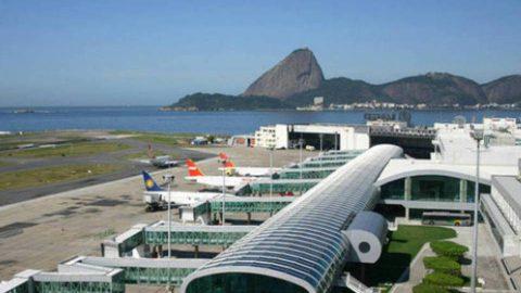 Dias Toffoli anula tombamento de hangar do aeroporto Santos Dumont, no Rio.