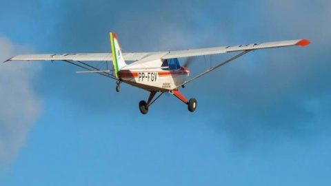 Aeronáutica fecha Aeroclube da Paraíba.