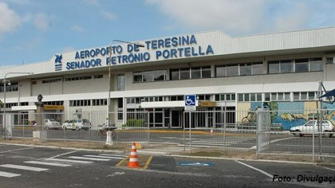 Aeroporto de Teresina completa 50 anos.