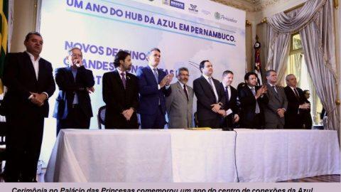 Estado prepara projetos de intervenções em aeroportos regionais.