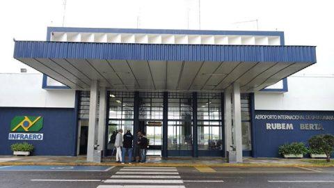 Aeroporto de Uruguaiana completa 72 anos.