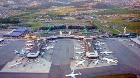 Nova lei flexibiliza pagamento de outorgas para concessão de aeroportos.