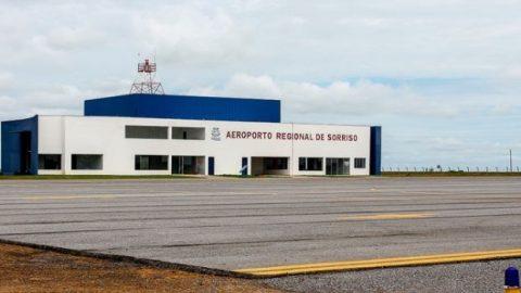 Meta do governo é ter um aeroporto a no máximo 150 km de cidades mato-grossenses.