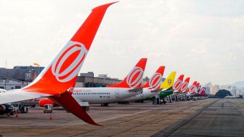 Com alta de 7,92% em outubro, aviação doméstica tem 8º mês seguido de crescimento.