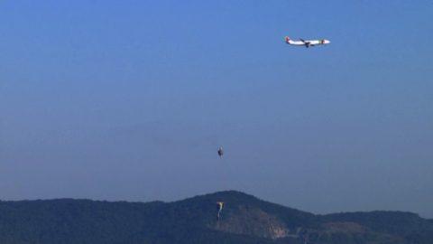 Após drone, balões ameaçam aviões perto do aeroporto de Cumbica, em SP.