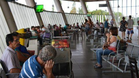 Em 7 dias, 46 mil pessoas devem  passar pela rodoviária de Campo Grande.