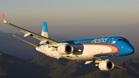 Austral trocará frota de jatos da EMBRAER pelo BOEING 737.