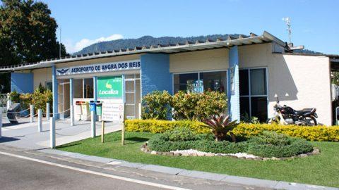 Aeroporto de Angra será ampliado, diz governo do Rio.