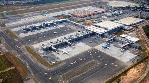Viagens a trabalho representam 45% do fluxo de passageiros em Viracopos.