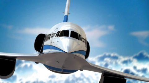 O que o futuro reserva para a aviação comercial?