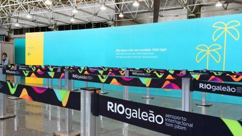 RIOgaleão é eleito o aeroporto mais pontual da América Latina pelo OAG.