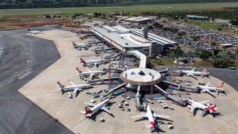 Infraero pretende vender participação em três aeroportos ainda neste ano.
