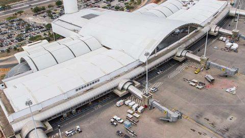 Fraport estima alta de um dígito na receita do Aeroporto de Fortaleza.