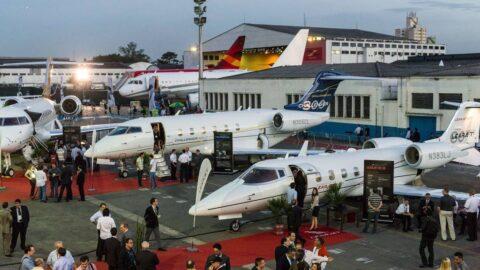 São Paulo sediará em agosto a maior Feira de Aviação Executiva.