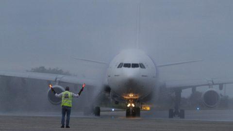 Fraport arrecada 30,8 milhões de euros com aeroportos de Fortaleza e Porto Alegre.