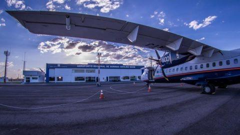 Azul remaneja vôos de Sorriso para Sinop até junho; Sorriso tenta nova certificação.