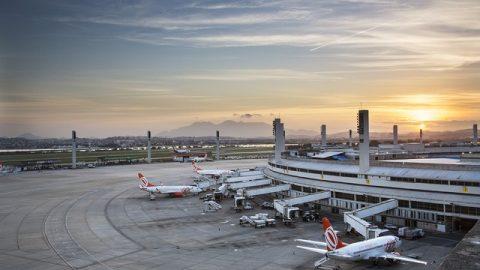 Anac reajusta tarifas de embarque dos aeroportos do Galeão e de Confins.