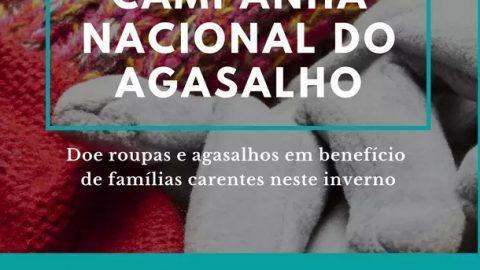 60 rodoviárias no país promovem simultaneamente a 20ª edição da Campanha Nacional do Agasalho.