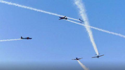 ANAC lança nova regulamentação para práticas desportivas na aviação.