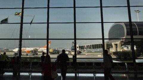 Governo vai monitorar funcionamento dos aeroportos no feriadão de Corpus Christi.