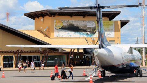 Governo do Estado vai reformar Aeroporto de Bonito.
