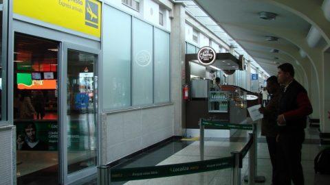 Infraero inaugura porta de Desembarque Expresso em Congonhas.