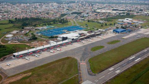 Aeroporto Internacional Afonso Pena é eleito mais uma vez o melhor do país.