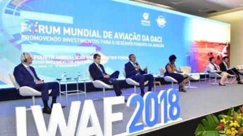 4º Fórum Mundial da Organização da Aviação Civil Internacional.