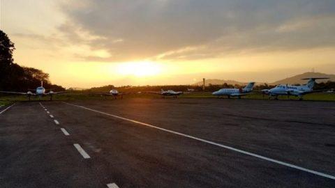 Novo modelo de voo faz Angra dos Reis crescer 14% em pax.