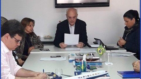 Eleição no Sindicato Nacional das Empresas de Administração Aeroportuária – SINEAA.