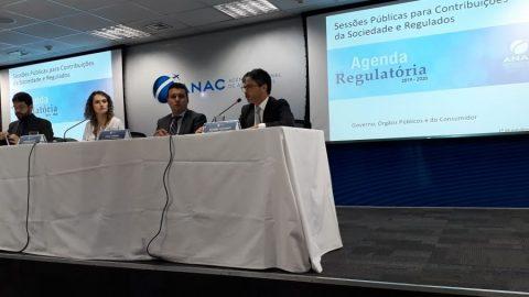 ANAC promove sessões públicas para Contribuições da Sociedade e Regulados.