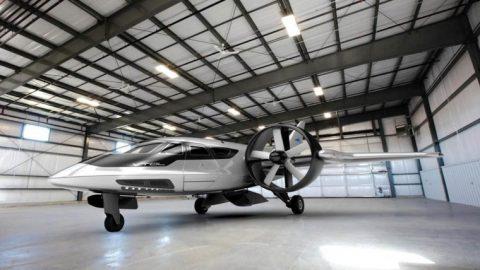 Brasil encomenda primeiro avião civil capaz de decolar como helicóptero.