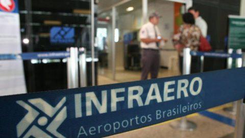 Infraero realiza trabalho integrado às companhias aéreas para proporcionar conforto aos passageiros.
