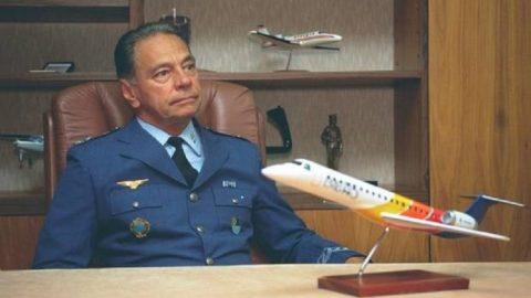 Morre ex-Ministro da Aeronáutica, o Tenente-Brigadeiro Gandra.