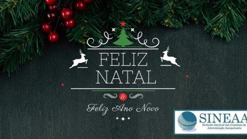 Aos nossos diretores, assessores, colaboradores e associados, Feliz Natal e um belo Ano Novo.
