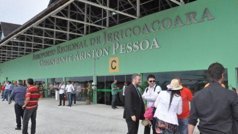 Aeroporto de Jericoacoara se tornará internacional até o fim do ano.