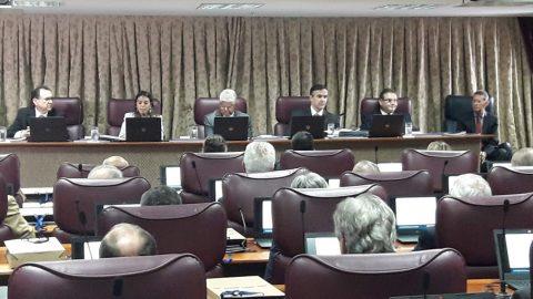CNT realizou hoje, (13) a 52º Reunião dos Conselhos Nacionais do SEST e SENAT.