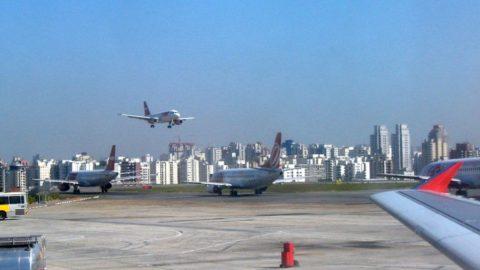 Redução da alíquota do ICMS sobre o combustível dos aviões em SP.