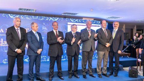 CNT realiza cerimônia solene de posse da nova diretoria.