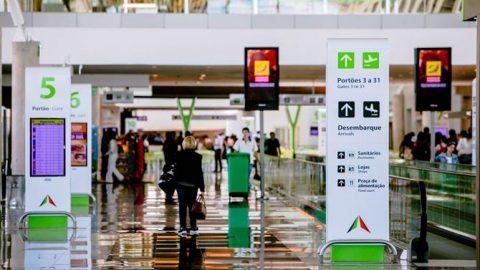 Aeroporto de BSB é o mais bem avaliado do Brasil