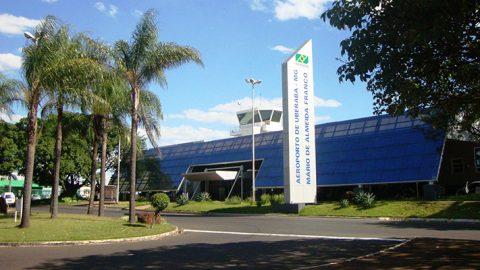 Leilões dos aeroportos de Uberaba e Uberlândia previstos para 2022