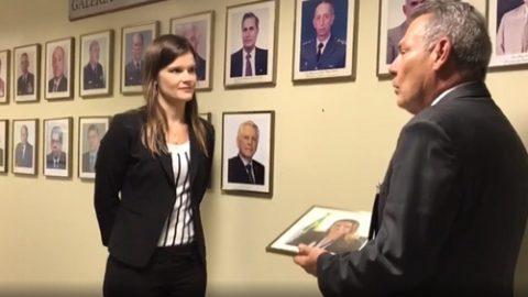 Primeira presidente mulher da Infraero deixa o cargo