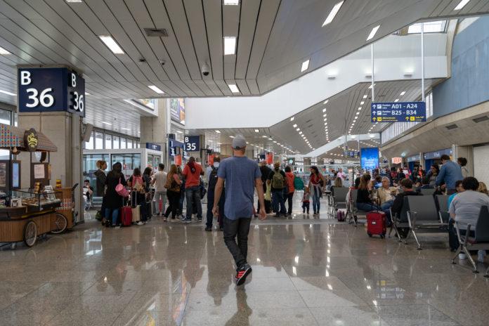 Galeão recebeu mais de 1.6 milhão de passageiros em 29 dias