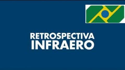 Investimentos, Obras e novos negócios estão entre as principais ações na retrospectiva 2019 da Infraero