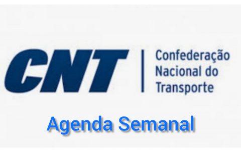 Agenda Semanal CNT – 2 a 6/8